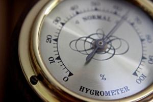 Luftfeuchtigkeit messen: Hygrometer